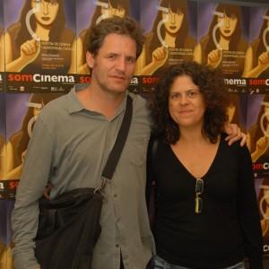 Ventura Durall I Francina Verdés Directors Dels Documentals ELS ANYS SALVATGES I LA CASA DEL MEU PARE.