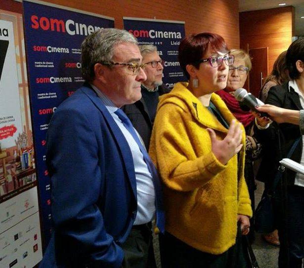 Àngel Ros, Anna M. Bofarull, Alba Sotorra I Carles Torras