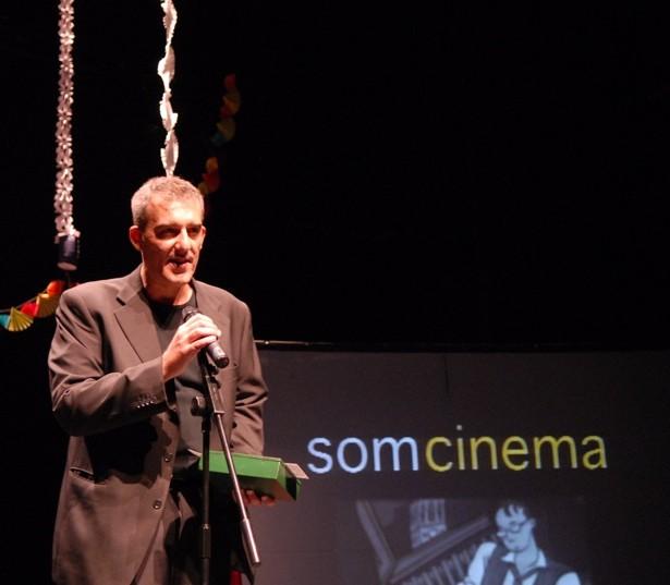 """Agraïnt El Premi En Nom Del Director Juanjo Jiménez, Millor Curtmetratge En Llengua Catalana, """"Nitbus"""""""