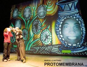 Protomembrana