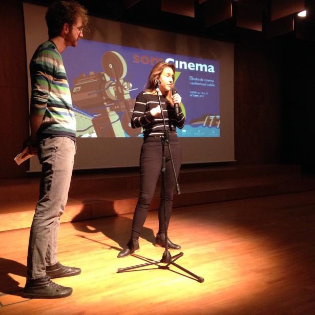 Alba Sotorra, Presenta El Seu Documental GAME OVER A L'Espai Orfeó.