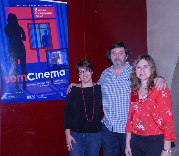 """Pablo Azorín I Marta Hierro, Directors Del Documental """"Espies En L'arena, Objectius Espanya"""""""