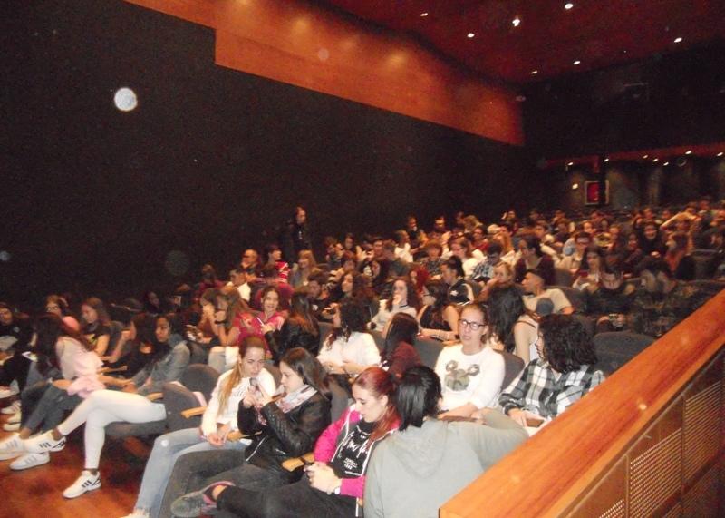 Segona Matinal Del Som Cinema Al Teatre De L'Escorxador