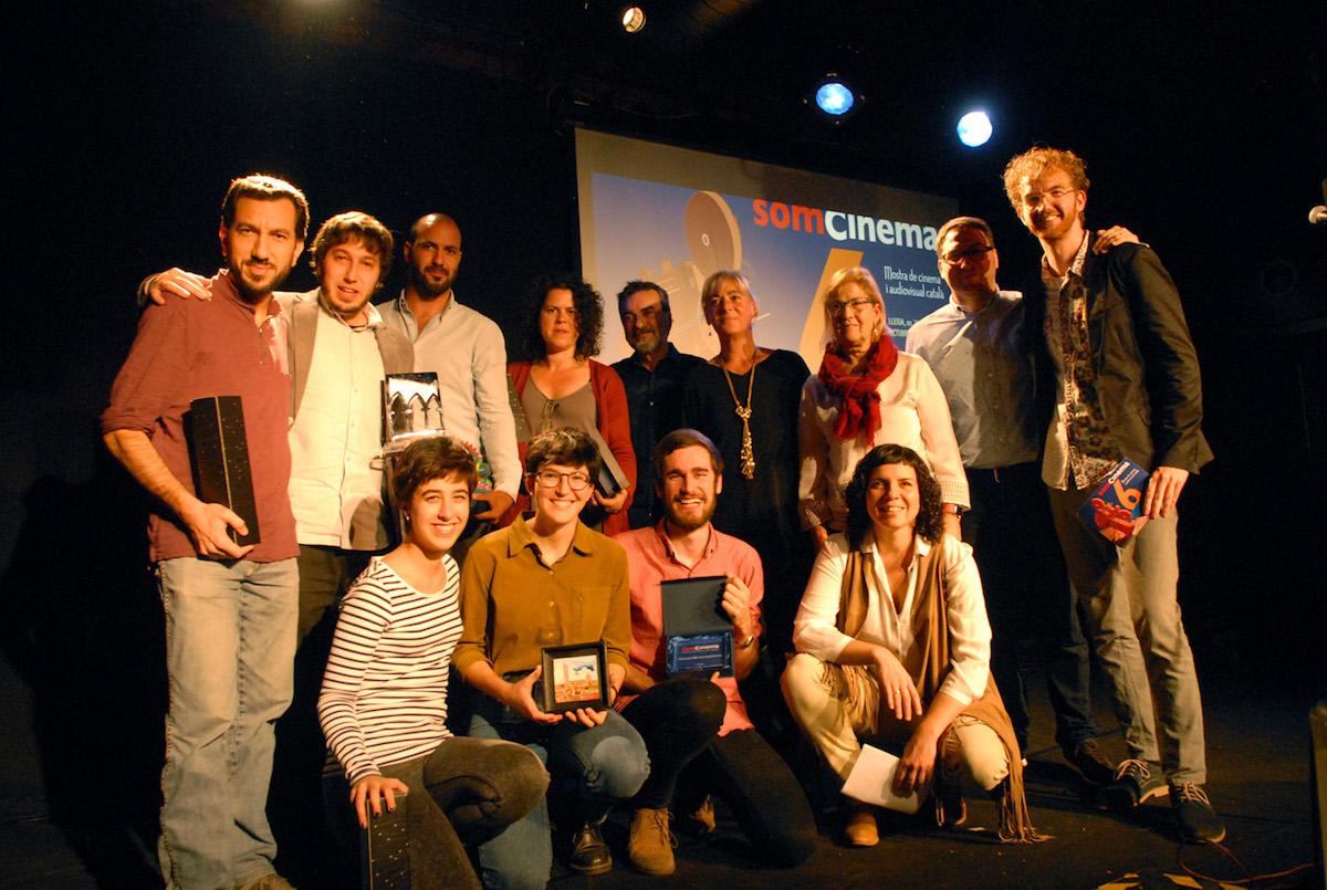 Lliurament De Premis SomCinema 2015