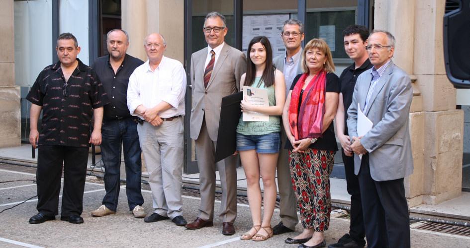 """El minicurt """"Herència Tèrbola"""" guanya el Premi """"Llums, Càmera, Acció!"""""""