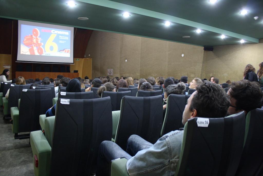 Els Alumnes De Comunicació I Periodisme Audiovisuals I D'Història De L'Art De La UdL, Participants Actius Al Som Cinema 2016