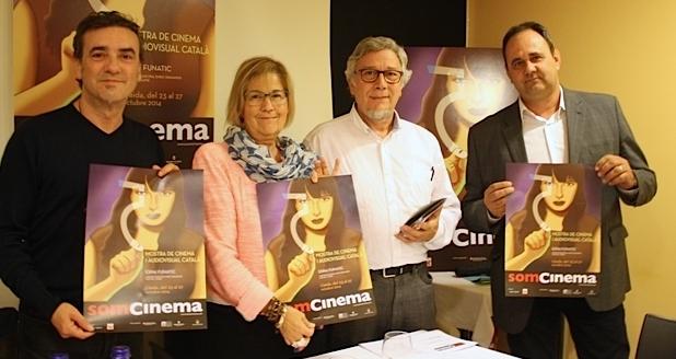 Presentació Oficial De La 5a Edició De Som Cinema