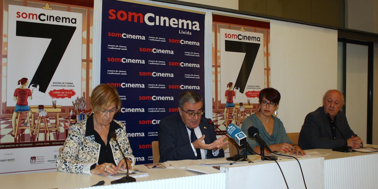 Presentació De Som Cinema 2016
