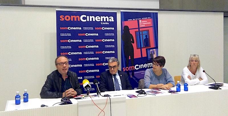 El Teatre Municipal De L'Escorxador Acull L'obertura Del 8a Festival De L'Audiovisual Català Som Cinema